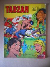 TARZAN Collection TARZAN Editions Mondiales Del Duca 1968 Francese [G322] BUONO