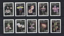 türkisch Zypern 2008 - Blumen - 671-80 ** -- Chypre du Nord RTCN - Fleurs - neuf