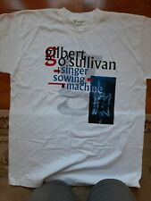 Gilbert O'Sullivan 1997 Holland Tour shirt  NEW  Never Worn  XL