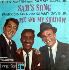 "DEAN MARTIN  & SAMMY DAVIS JR. 7""  FRANK SINATRA - SAM'S SONG - ME AND MY SHADOW"