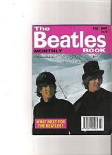 BEATLES MONTHLY magazine issue: 249 -  February 1997