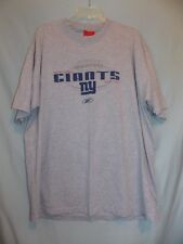 Reebok New York Giants NFL T-Shirt Large Excellent+