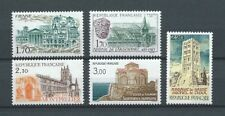 FRANCE - 1985 YT 2348 à 2352 - TIMBRES NEUFS** LUXE