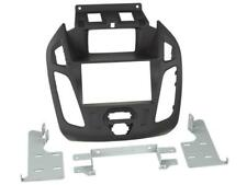 2-DIN RADIO FACEPLATE Ford Tourneo,Transit Connect,Black