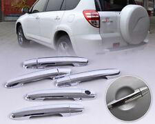 Sale Chrome Door Handle Cover Trim fit for Toyota 5 Door RAV4 2006 2007 2008+