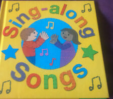 Sing-along Songs (hardback)