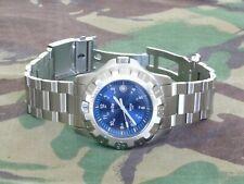 Rare Gen 1 Nite MX30 Heavy Duty Stainless Steel Betalight 200m/660ft Dive Watch