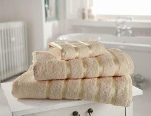 Luxury 100% Egyptian Cotton 600 GSM Hand Bath Towels Jumbo Super Soft Bath Sheet