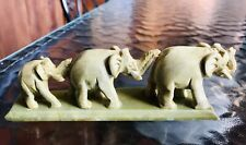 Onyx Trail of Three Elephants - Made In India