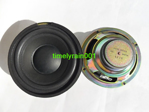 """1pcs 6.5""""inch 8ohm 50W woofer multimedia home Theatre Bookcase surround speakers"""