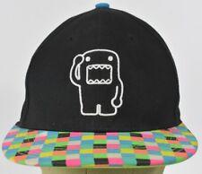 Domo digital rainbow bill embroidered Baseball hat cap adjustable Snapback