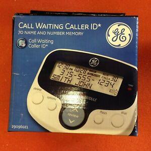 GE Caller ID Call Waiting 70 Name and Number Memory Large Display 29096GE1 *OT20