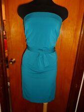 Victoria's Secret Moda International Strapless Convertible Multi Way Cowl Dress