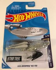 2019 Hot Wheels  Star Trek U.S.S. Enterprise NCC-1701