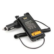 Retevis RT82 Car Charger Battery Eliminator 12V-24V for Walkie Talkie Radio US