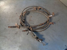 honda prelude 2.0 vtec 96-01 BB5 mk5 rear handbrake cables linkages