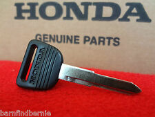 Honda Master Key Blank Accord Civic Prelude CR-X OEM See Listing Applications