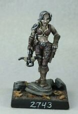 Tara The Silent Reaper Miniatures Dark Heaven Legends Assassin Rogue Ranged RPG