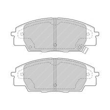 FERODO RACING DS2500 FRONT PADS HONDA CIVIC TYPE R FN2 MK7 2007> FCP1444H