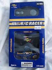 Mini Micro R/C Racer Radio Control Car NAPA Michael Waltrip 15 NIB Nascar Sunoco