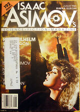 Isaac Asimov's Science Fiction August 1985