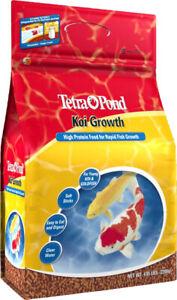 TETRA - Koi Growth Food Sticks - 4.85 Lbs. (2200 g)