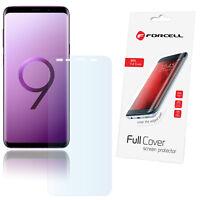 Original Forcell Full Cover Displayschutz Folie für Samsung Galaxy S9 Plus