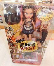 Girlz Girl Bratz Wild Wild West Yasmin Doll Extra Outfit Hat Accessories NIB