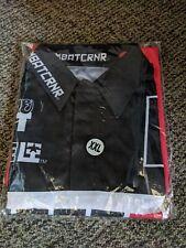 Combat Corner Xxl Polo T-Shirt, Polyester Bjj, Mma, Kickboxing, Martial Arts