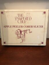 Pampered Chef Apple Peeler Corer Slicer #2430
