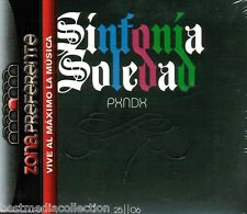 SEALED - Pxndx  CD NEW Sinfonia Soledad** DELUXE CD+ DVD BRAND NEW
