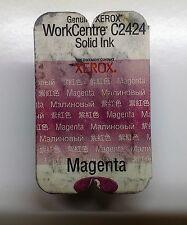 Original Xerox Solid Ink Nr.3 magenta 108R00661 WorkCentre C2424 -1 Stick