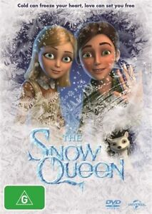 DVD THE SNOW QUEEN 2014 (IF YOU LIKE FROZEN) BRAND NEW UNSEALED REGION 4