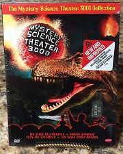 MYSTERY SCIENCE THEATER 3000 Vol. 10.2 Rhino MST3K Sealed THE GIANT GILA MONSTER