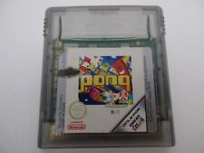 PONG - NINTENDO GAME BOY COLOR - Loose