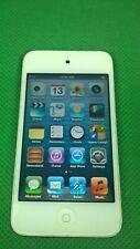 Apple iPod Touch 4th Gen (8GB) White Grade B+ w/Accessories Wi-Fi Bluetooth