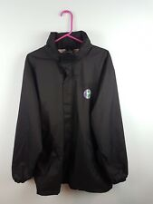 Homme Noir Result Core R206X WIMBLEDON Championnat Outdoor Veste Manteau UK XL