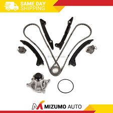 Timing Chain Kit Water Pump Fit 11-15 Ford F150 F250 F350 Super Duty V8 6.2L