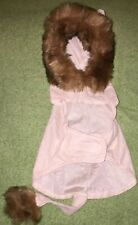 Party Animal - Dog Costume Sz M/L - Lion Outfit Halloween