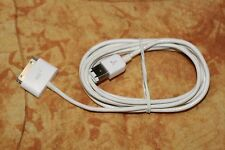 4FT Genuine Apple 30 Pin dock to FireWire 400 sync cable for iPod Classic 3rd