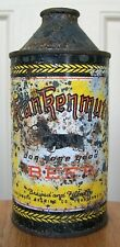 New listing Frankenmuth High Profile Cone Top Beer Can, Frankenmuth, Mi, 12 oz, Irtp