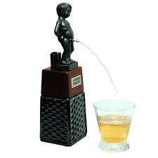 Bonny Boy Manneken Pis Liquor Dispenser - Brussels Novelty Funny Drinking Gift