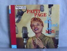 Patti Page- In the Land of Hi-fi- Digipak- VERVE 1999