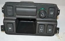 LAND ROVER FREELANDER 97-00 dashboard PORTACENERE Lunetta & Window Switch [ cy-845 ]