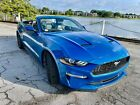 2019 Ford Mustang  2019 Ford Mustang Convertible Premium. LOADED IN LIKE NEW CONDITION 8.6K miles