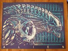 Godmachine - Alien 2012 Super Rare - Artist Proof - Not Mondo