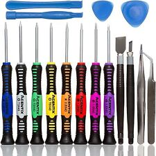ACENTIX MOBILE PHONE  iPHONE REPAIR OPENING TORX PHILLIIPS SCREWDRIVER TOOL KIT