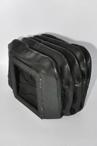 As-is* Cambo Calumet Leather 4x5 Wide Angle Bag Bellows from Japan