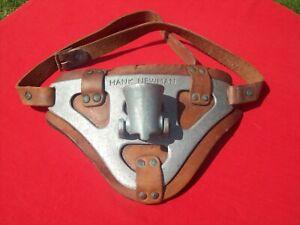 Vintage Hank Newman Gimble Belt Big Game Fishing  Fishing Reel Salt Water,