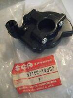 SUZUKI RM500/250/125/RMX250/PE175 THROTTLE CASE ASSEMBLY NOS!